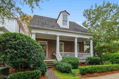 Cumming Single Family Home New: 6715 Center Grove St