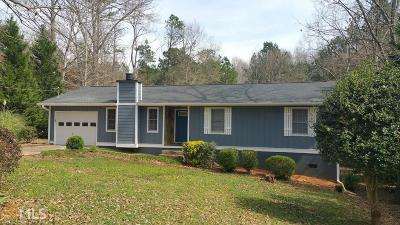 Snellville Single Family Home Under Contract: 3584 Broxton Ln
