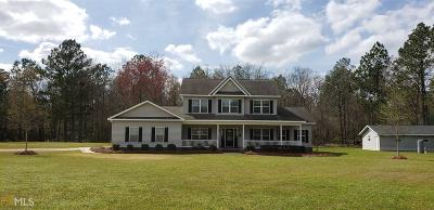 Brooklet GA Single Family Home New: $325,000