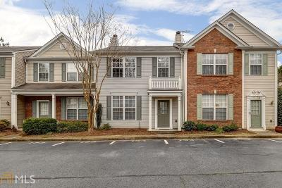 Alpharetta Condo/Townhouse New: 4645 Valais Ct #134
