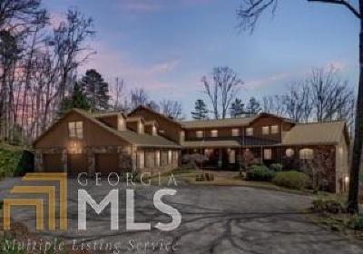 Canton Single Family Home For Sale: 585 Chilhoe Dr