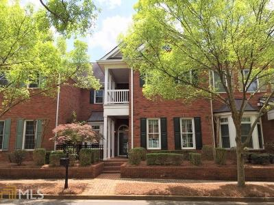 Roswell Condo/Townhouse Under Contract: 8460 Parker Pl