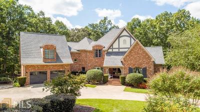 Habersham County Single Family Home New: 134 Wyndage Ct