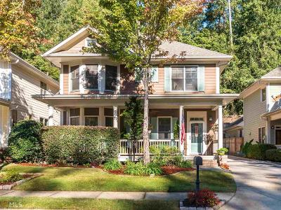 College Park Single Family Home For Sale: 2421 Muirfield Pl