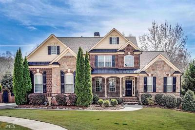 Braselton Single Family Home New: 933 Wallace Falls Dr