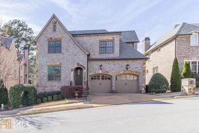 Single Family Home For Sale: 1704 Buckhead Ct