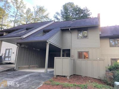 Marietta Condo/Townhouse New: 899 Cedar Canyon Sq