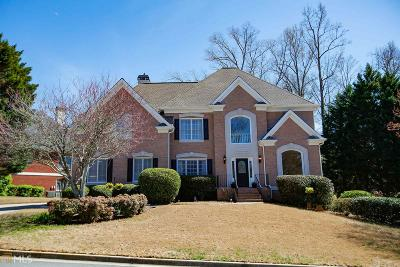 Johns Creek Single Family Home Under Contract: 10605 Sugar Crest Ave