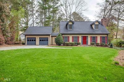 Lilburn Single Family Home Under Contract: 2536 Stone Dr