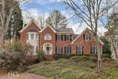 Single Family Home New: 4594 Capers Xing W