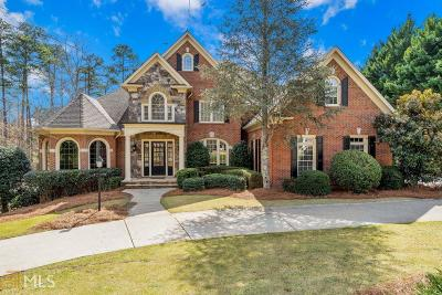 Alpharetta Single Family Home Under Contract: 2190 Blackheath Trce