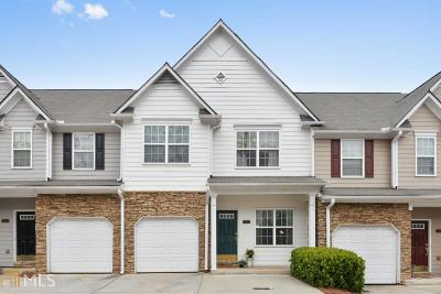 Kennesaw Condo/Townhouse New: 366 Guibor Ct