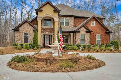 Dacula Single Family Home New: 692 Bailey Woods Rd