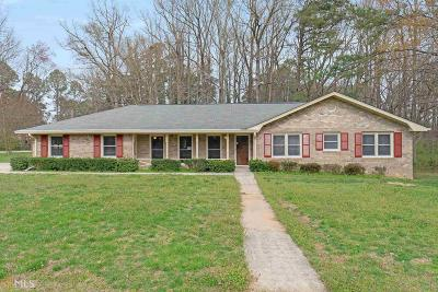 Snellville Single Family Home Under Contract: 2704 Hickory Trl