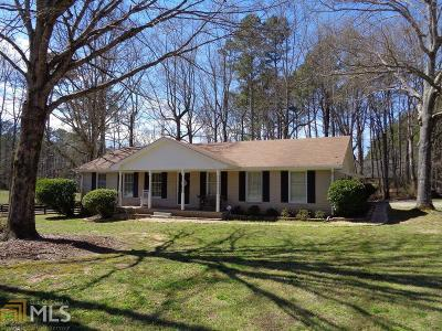 Dacula Single Family Home New: 1317 Ewing Chapel Rd