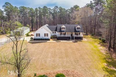 Covington Single Family Home Under Contract: 319 Parker Rd