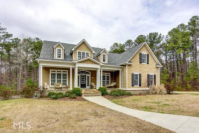 Fayette County Single Family Home New: 379 Huckaby Rd