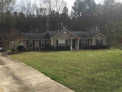 Senoia Single Family Home Under Contract: 260 Hayward Bishop Way