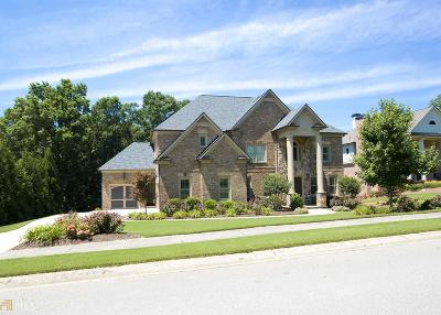 Braselton Single Family Home New: 2284 Northern Oak