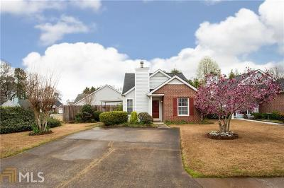 Woodstock Single Family Home Under Contract: 1962 Brittania Cir