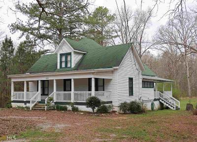 Fayetteville GA Single Family Home New: $159,900