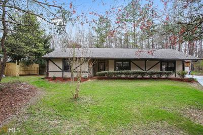 Douglas County Single Family Home Under Contract: 2655 Whisper Trl