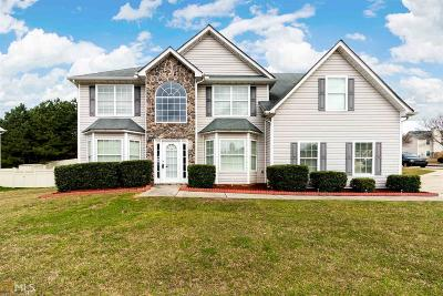 Fairburn Single Family Home Under Contract: 5790 Blacktop Ct