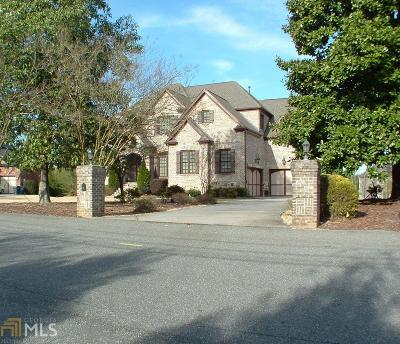 Gwinnett County Single Family Home New: 1385 Harris Rd