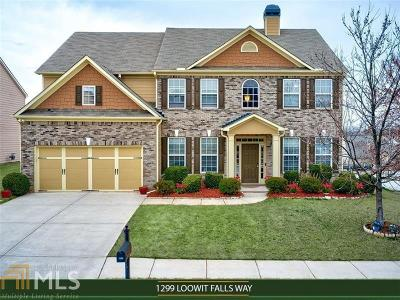 Braselton Single Family Home New: 1299 Loowit Falls Way