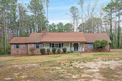Fayetteville Single Family Home New: 406 Banks Rd
