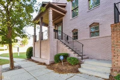 Suwanee Condo/Townhouse Under Contract: 3654 Chicago St