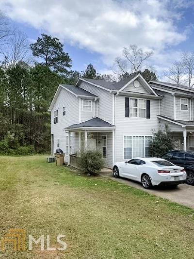 Clayton County Single Family Home New: 6682 Sunset Hills Blvd