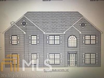 Conyers GA Single Family Home New: $389,900
