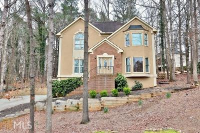 Woodstock Single Family Home New: 420 Woodruff Xing