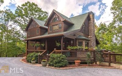 Gilmer County Single Family Home New: 284 Vista Chalet Dr