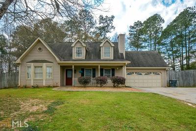Loganville Single Family Home New: 2255 Huntington Dr