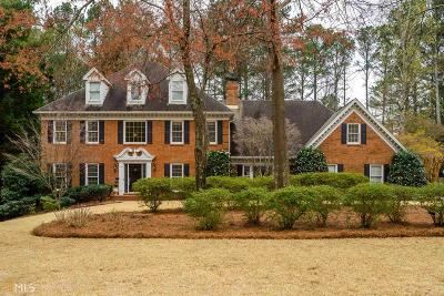 Stone Mountain Single Family Home Under Contract: 5129 Chedworth Dr