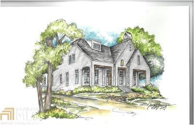 Morningside Single Family Home New: 727 Sherwood Rd