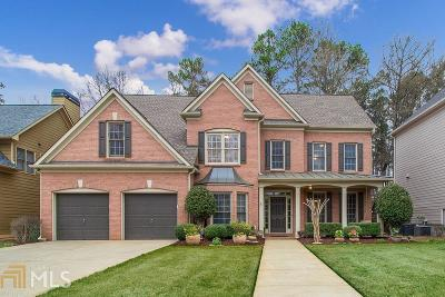 Alpharetta Single Family Home New: 325 Crown Vetch Ln