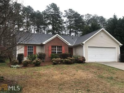 Flowery Branch  Single Family Home New: 4754 Eagle Watch Dr