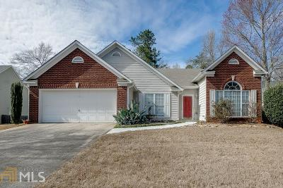Flowery Branch  Single Family Home New: 5776 Newberry Point Dr