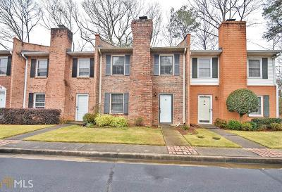 Marietta Condo/Townhouse New: 2463 Princess Sq