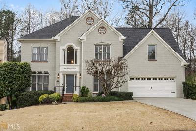 Roswell Single Family Home New: 640 Windwalk Dr