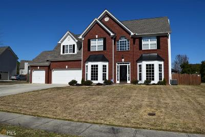 Snellville Single Family Home New: 2725 Lake Commons