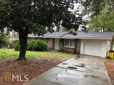 Buford Single Family Home New: 1574 Jimmy Dodd St