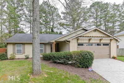 Roswell Single Family Home Under Contract: 505 Ansley Dr