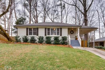 DeKalb County Single Family Home Under Contract