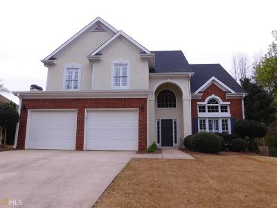 Newnan Single Family Home New: 33 Pecan Crescent