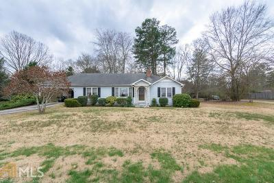 Lawrenceville Single Family Home Under Contract: 2026 Azalea Dr