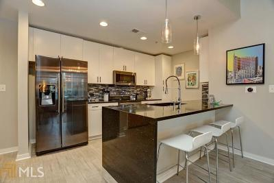 Condo/Townhouse Under Contract: 860 Peachtree St #705